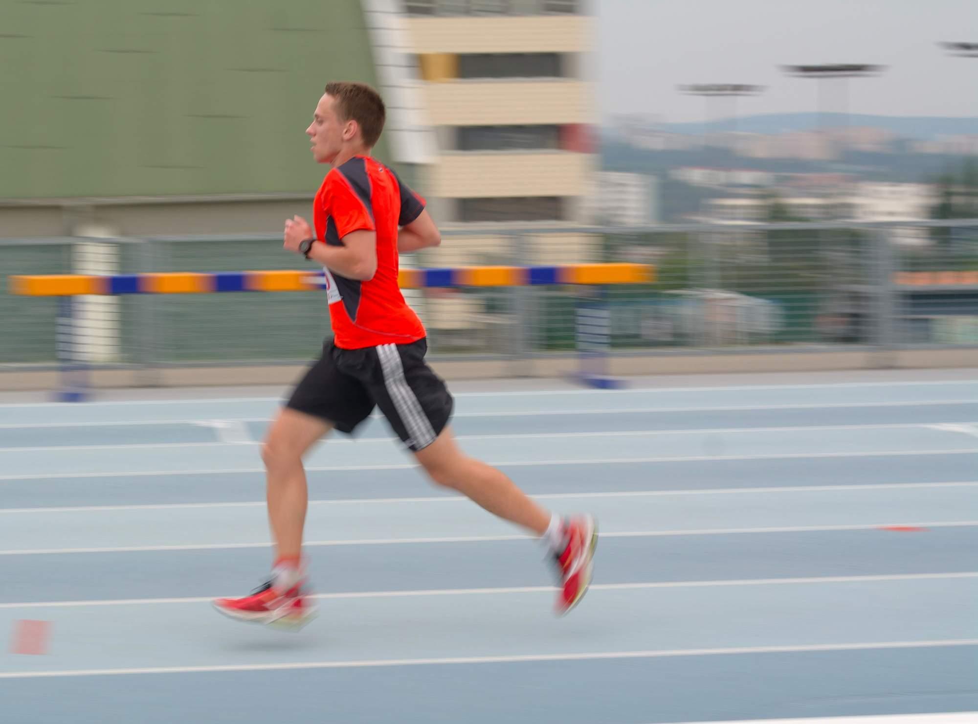 5K track
